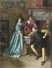 the music party by edward killingworth johnson