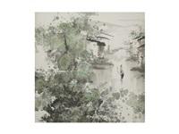 landscape by zheng shufang