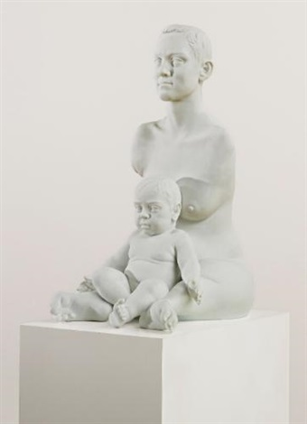 alison lapper and parys by marc quinn