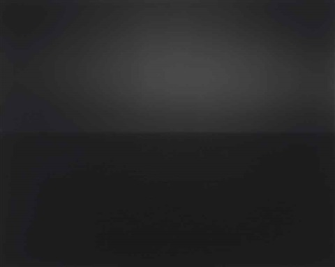strait of gibraltar by hiroshi sugimoto