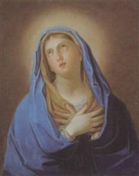 die sogenannte wiener madonna by auguste christian fleischmann