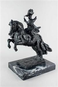 príncipe baltasar carlos (velázquez) by pablo serrano