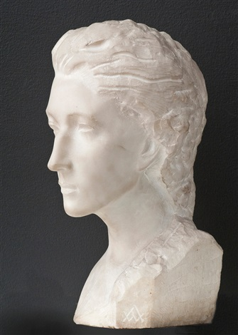 a woman by wäinö aaltonen