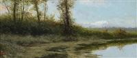 paesaggio by giacinto bo