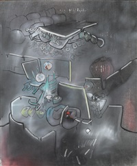 composizione by roberto matta