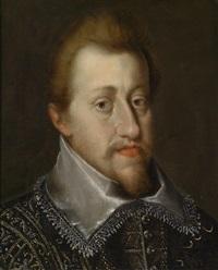 bildnis kaiser ferdinand ii. (1578-1637) by hans von aachen
