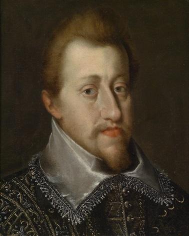 bildnis kaiser ferdinand ii 1578 1637 by hans von aachen