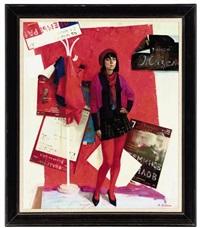 poster girl by margarita kolobova
