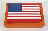 fat flag by sergio de beukelaer