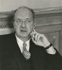 vladimir nabokov (5 works) by gisèle freund