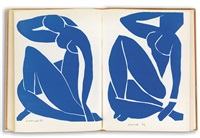 verve, volume ix, numbers 35 and 36 (volume with complete text and 28) by henri matisse