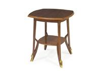 art nouveau style table by louis majorelle