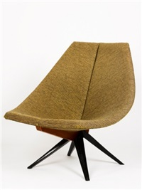 early rondo chair by gordon andrews