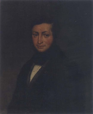 portrait of a creole gentleman by american school louisiana 19