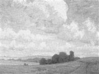 landschaft in holstein by anna wolkenhauer
