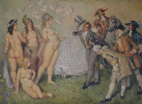 the introduction by norman alfred williams lindsay
