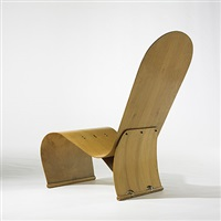 lounge chair by herbert von thaden