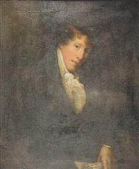 portrait of charles robert lindsay by elizabeth k. lindsay