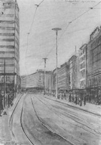 die zeil in frankfurt/m. by adriano de laurentis