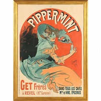 pippermint by jules chéret