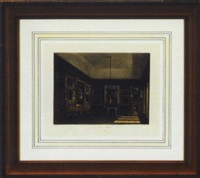 depictions of royal interiors by william henry pyne