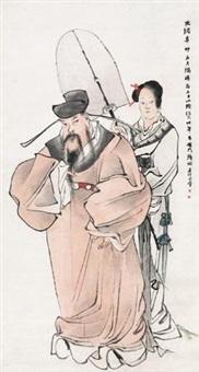 天官赐福 by ren bonian
