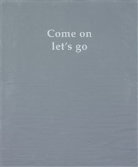 come on let's go by adam mcewen