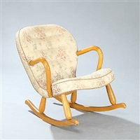 rocking chair by martin olsen