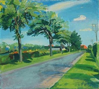 road by axel bentzen