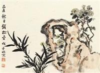 菊石 by qian songyan