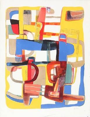 jazz by maurice estève