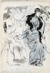 les femmes by jacques villon
