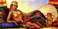 la belle odalisque by mario cherubini