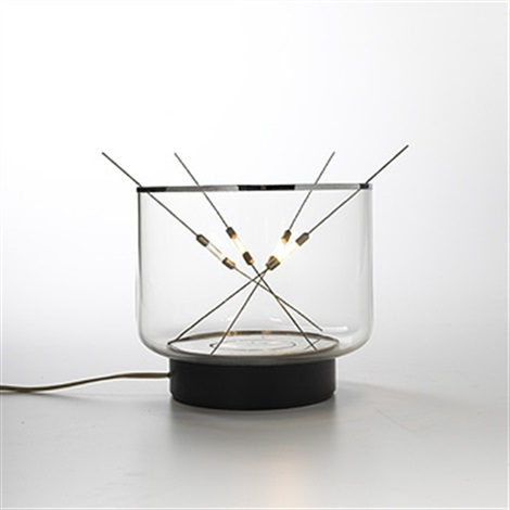 lamp by dante bandini and théodore waddell