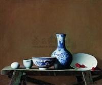静物 by liu yingzhao