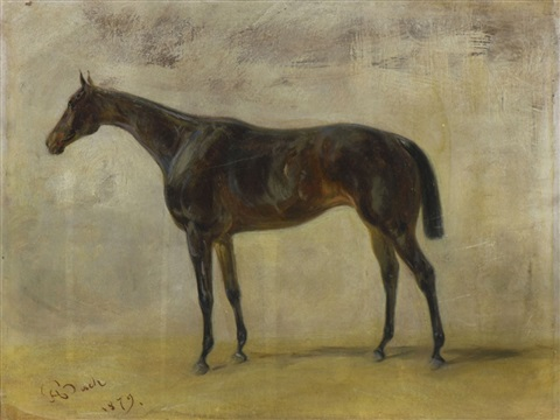 pferd study by alois bach