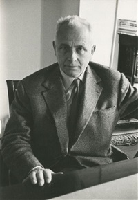 louis aragon (+ 7 others; 8 works) by gisèle freund