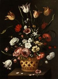 frühlingsblumen by pedro de camprobin