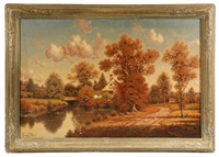 Fall Mill Pond