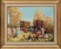 the gypsies by pamela cornell