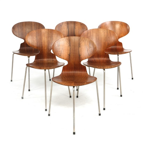 The Ant Chair By Arne Jacobsen