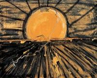 巨日 (huge sun) by liu fengzhi