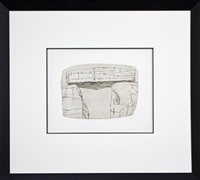 stonehenge - title page by henry moore