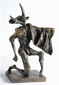 minotauro by nag arnoldi