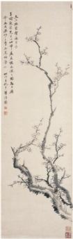 墨梅图 by tang yifen