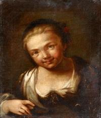 mädchenporträt by anonymous-italian (17)
