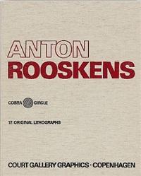 original - cobra circle (portfolio of 12 w/text by gunnar jespersen) by anton rooskens