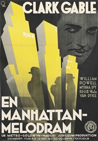 manhattan melodrama (en manhattan-melodram) by aberg