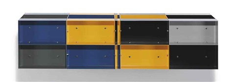 untitled 85 042100 by donald judd