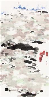 山水 by liu mu
